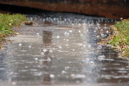 Oregon rain
